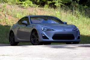 Shadow Test Picture, Scion FRS, August 1, 2015, taken with Nikon D7100 handheld with which lens?