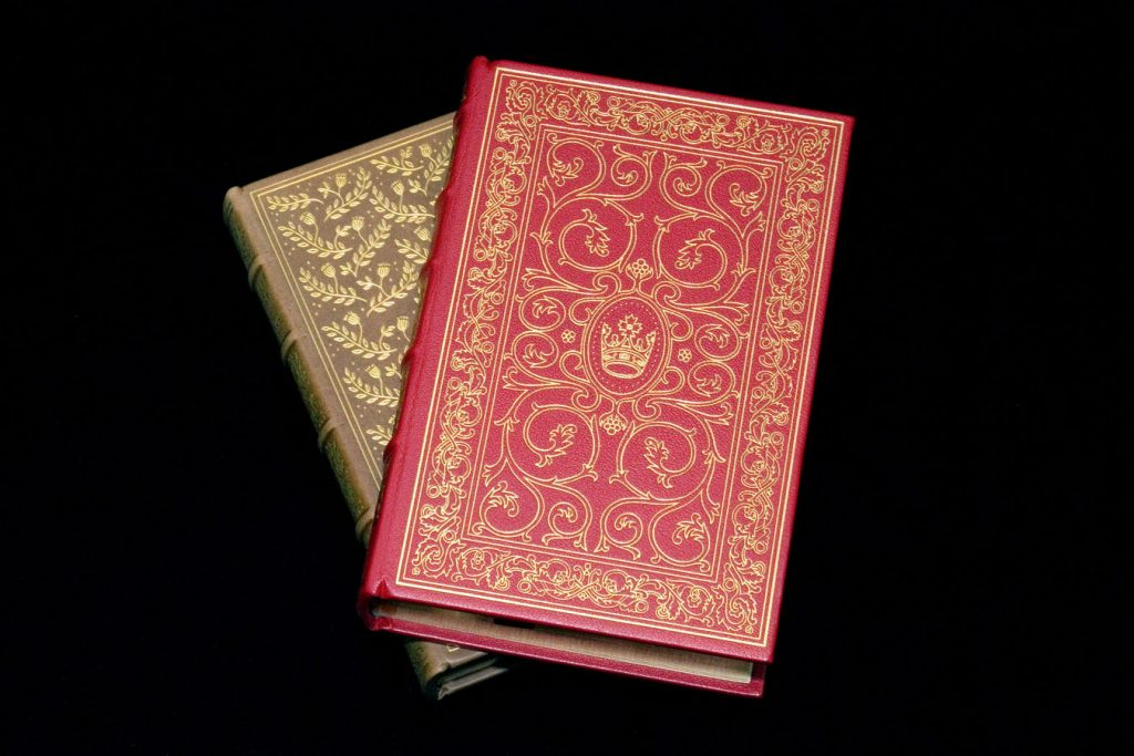 Two Beautiful Franklin Library Books